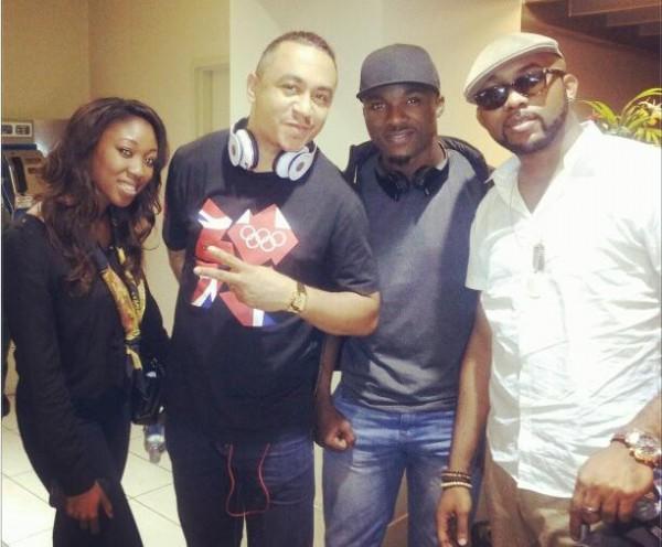Banky W, Freeze & Iyanya