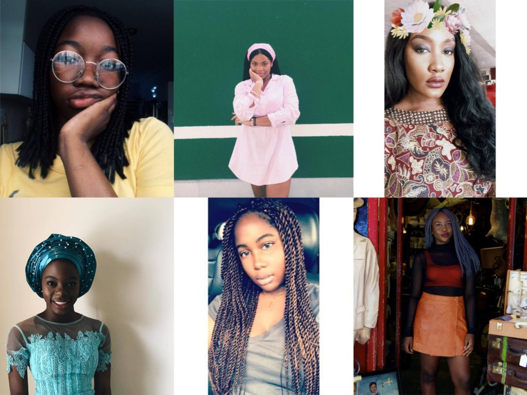 Culture Custodian's List of 6 teenage photographers who have the juice including Wami Aluko, Fadekemi Tejuoso, Amira Bankole, Pearl Nzewi, Kechi Anyanwu and Simisola Babalola