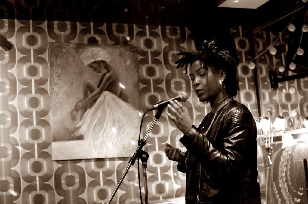 listen to davina oriakhi's juju, the final single ahead of her debut LP