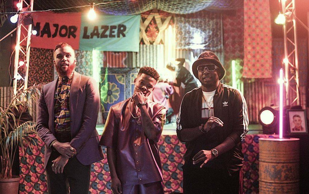 Major Lazer's Particula Video Encompasses 70's Culture in Johannesburg