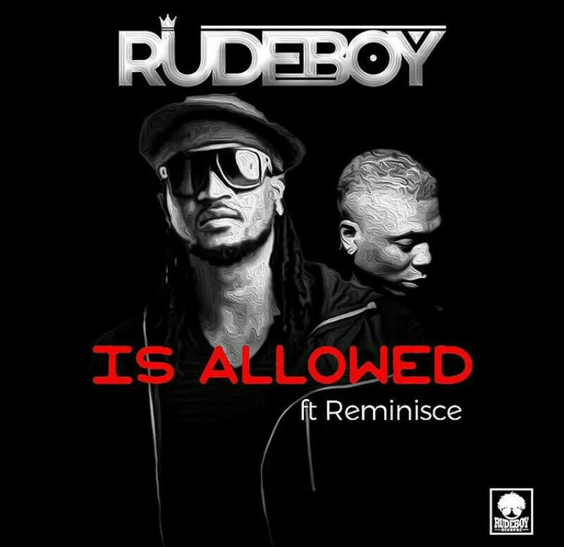 "Rudeboy ""Is Allowed"" Art Cover"