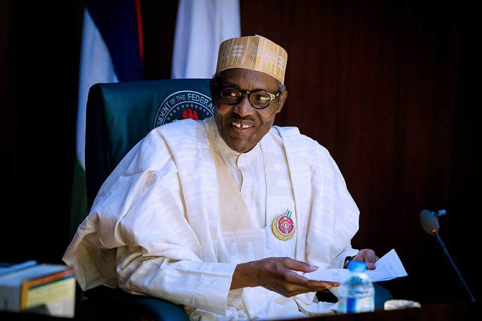 Watch President Buhari's 2018 Democracy Day Speech