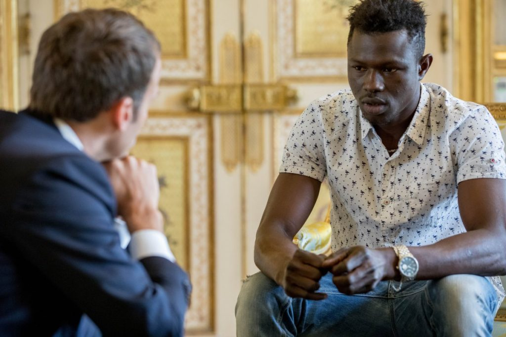 Mamoudou Gassama Will Gain French Citizenship After Life-Saving Heroics