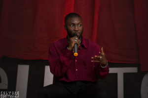 Odunsi The Engine speaking at TedXBellsTech