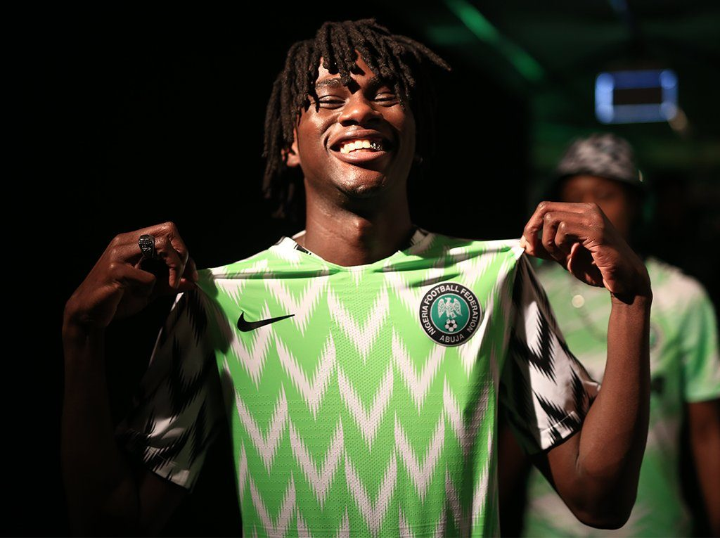 0051a9a8748 Here Are The Release Details For The 2018 Nigeria Jersey