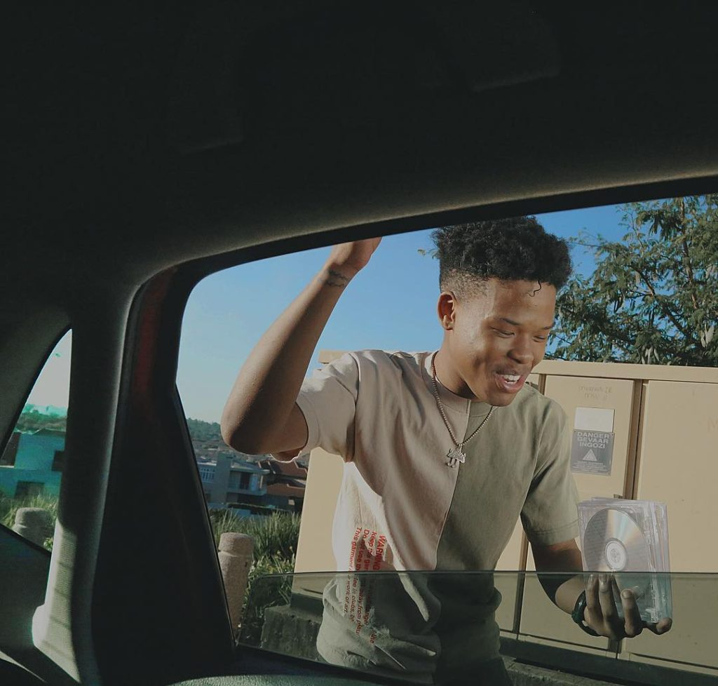Listen to Two New Singles Off Nasty C's Strings and Bling Album