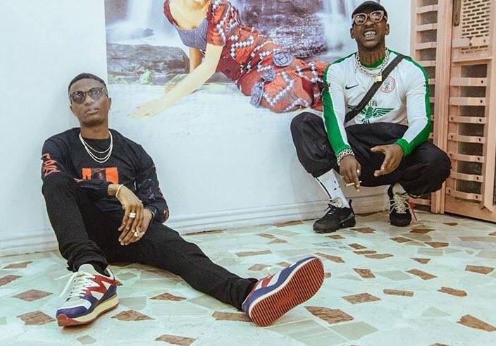 Skepta and Wizkid Want No Parts of That Negativity and 'Bad Energy'