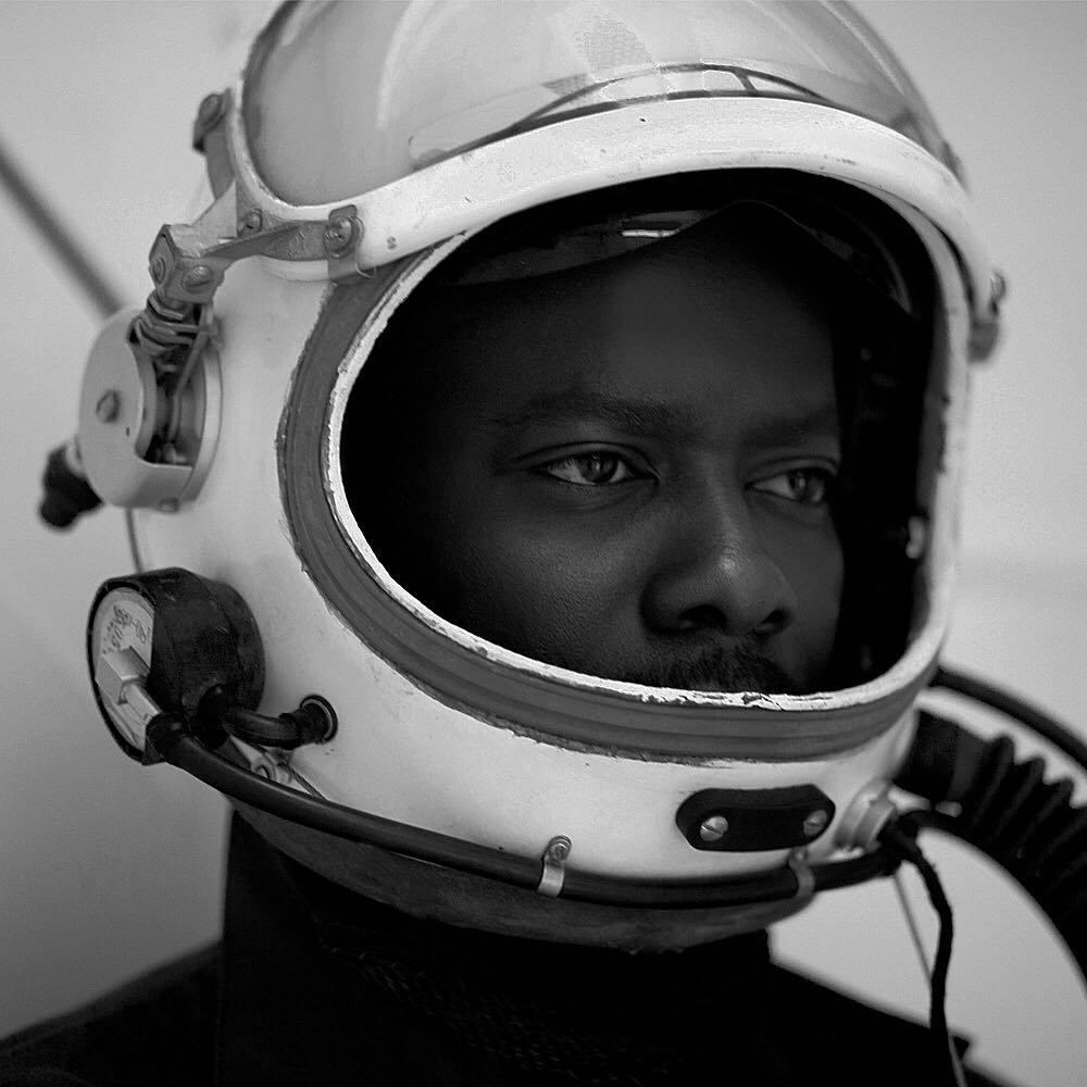 Adekunle Gold Goes Futuristic For Surrenda off his About 30 album