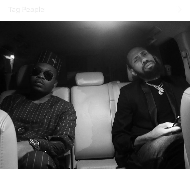Olamide and Phyno Team Up For Potential Nigerian World Cup Anthem