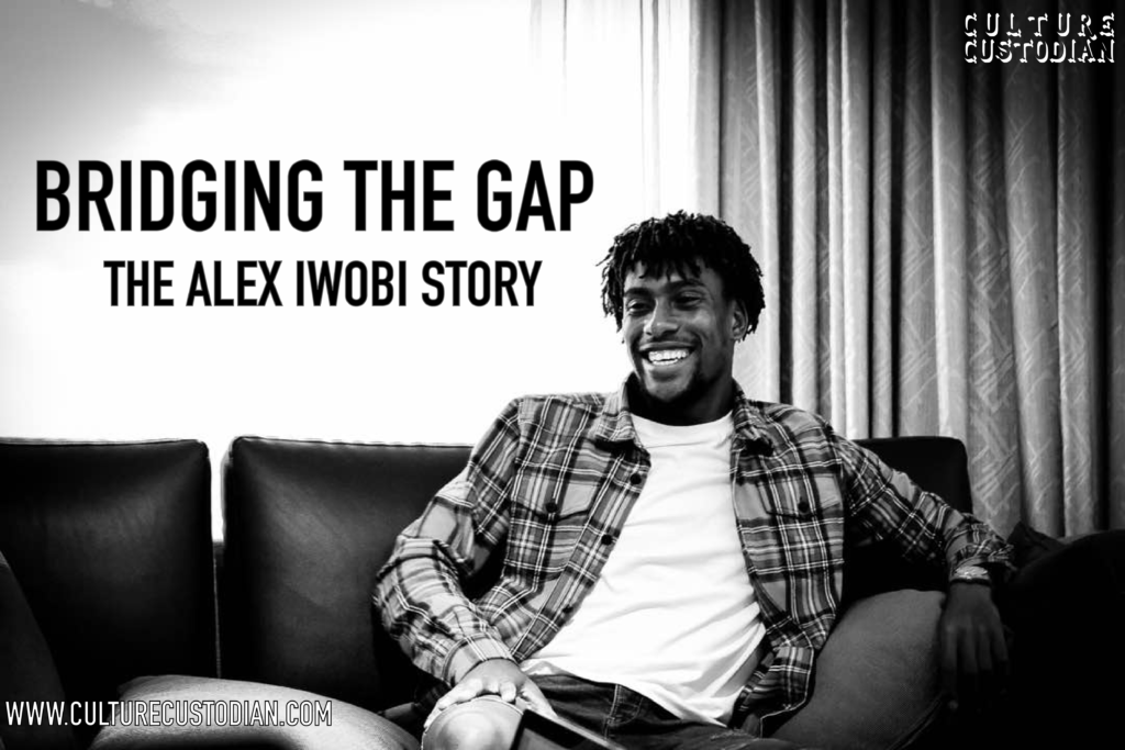 Born in Lagos, raised in London, @alexiwobi is bridging the gap between two worlds. @MayowaIdowu tells his story.