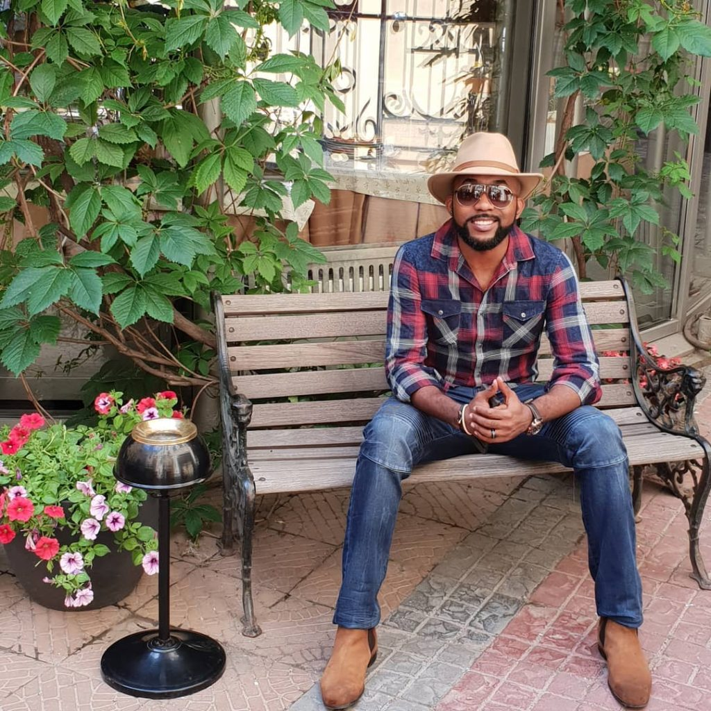 Banky W Celebrates Marriage in Video for Running After U with Nonso Amadi