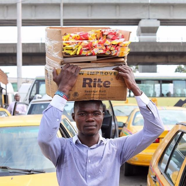 Humans of New York in Lagos