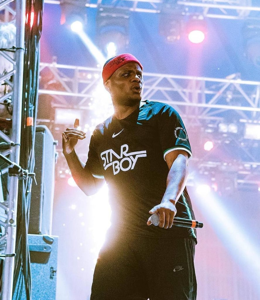 Wizkid's STARBOY Jersey With Nike Is On The Way