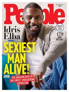 Sexiest Man Alive 2018