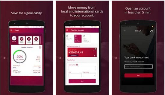 Digital Saving App