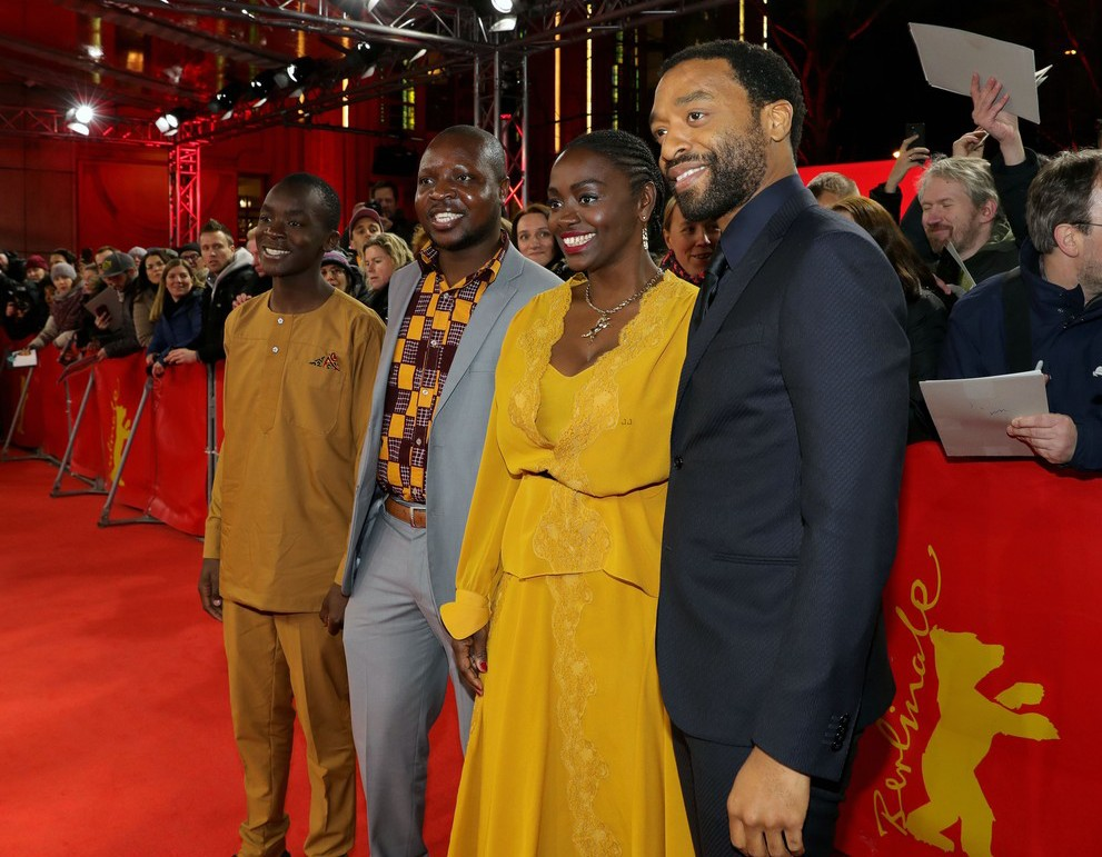 Chiwetel Ejiofor The Boy That Harnessed The Wind