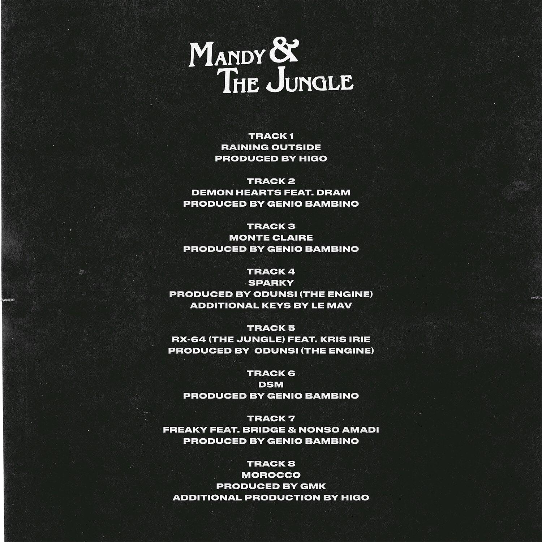 Santi Mandy & the jungle